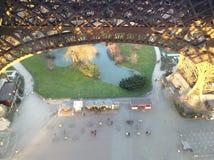 όψη πύργων του Άιφελ Στοκ φωτογραφίες με δικαίωμα ελεύθερης χρήσης