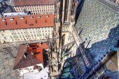 όψη πύργων Στοκ φωτογραφία με δικαίωμα ελεύθερης χρήσης