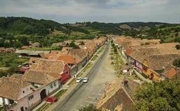 Όψη πύργων Viilor Valea στοκ εικόνες