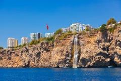 Όψη σε Antalya Τουρκία Στοκ Φωτογραφίες