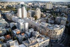 όψη στεγών της Ιερουσαλήμ στοκ φωτογραφίες με δικαίωμα ελεύθερης χρήσης