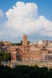 Όψη σχετικά με τη Ρώμη στοκ εικόνα