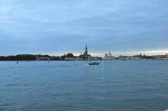 όψη της Βενετίας καναλιών Στοκ εικόνες με δικαίωμα ελεύθερης χρήσης