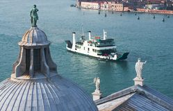 Όψη της Βενετίας Στοκ φωτογραφία με δικαίωμα ελεύθερης χρήσης