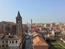 όψη της Βενετίας Στοκ εικόνες με δικαίωμα ελεύθερης χρήσης