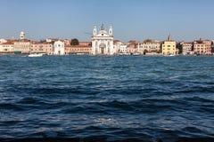 όψη της Βενετίας Στοκ Εικόνες