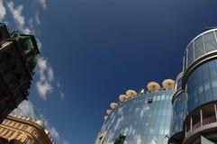 όψη της Βιέννης Στοκ Φωτογραφία