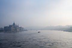 όψη της Βουδαπέστης Στοκ εικόνες με δικαίωμα ελεύθερης χρήσης