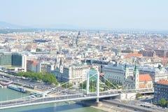 όψη της Βουδαπέστης Στοκ φωτογραφίες με δικαίωμα ελεύθερης χρήσης