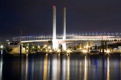 Όψη της γέφυρας Bolte στη Μελβούρνη. Στοκ φωτογραφίες με δικαίωμα ελεύθερης χρήσης