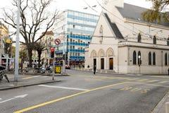 όψη της Γενεύης Στοκ εικόνες με δικαίωμα ελεύθερης χρήσης