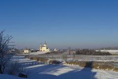 Όψη της εκκλησίας Στοκ εικόνα με δικαίωμα ελεύθερης χρήσης