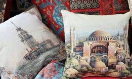 όψη της Κωνσταντινούπολη&sigmaf Στοκ Εικόνα