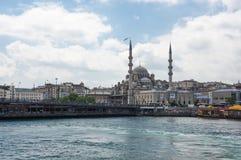 όψη της Κωνσταντινούπολη&sigmaf Στοκ Φωτογραφίες
