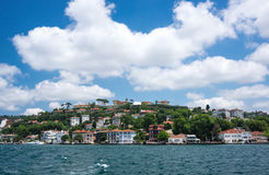όψη της Κωνσταντινούπολη&sigmaf Στοκ εικόνα με δικαίωμα ελεύθερης χρήσης