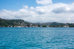 όψη της Κωνσταντινούπολη&sigmaf Στοκ εικόνες με δικαίωμα ελεύθερης χρήσης