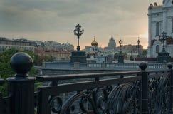όψη της Μόσχας Στοκ φωτογραφία με δικαίωμα ελεύθερης χρήσης