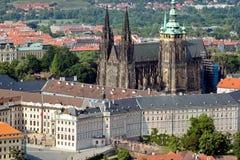 όψη της Πράγας λεπτομέρει&alpha Στοκ Εικόνες
