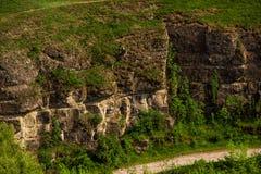 όψη της πόλης Ουκρανίας podilskyi κάστρων kamianets παλαιά Στοκ Εικόνα