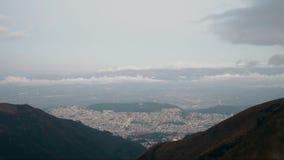 Όψη της πόλης απόθεμα βίντεο