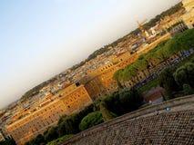 όψη της Ρώμης Στοκ Εικόνα