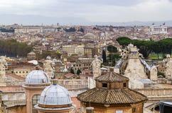 όψη της Ρώμης Στοκ εικόνες με δικαίωμα ελεύθερης χρήσης