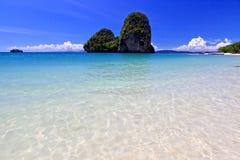 Όψη της ταϊλανδικής θάλασσας, νότος της Ταϊλάνδης στοκ φωτογραφία με δικαίωμα ελεύθερης χρήσης