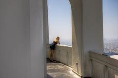 όψη της Angeles Los Στοκ εικόνα με δικαίωμα ελεύθερης χρήσης