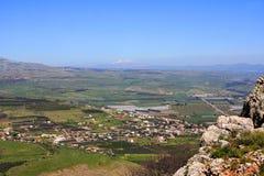 Όψη του Ισραήλ Στοκ φωτογραφία με δικαίωμα ελεύθερης χρήσης
