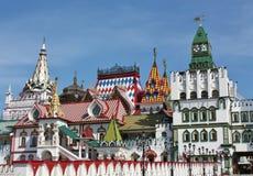 όψη του Κρεμλίνου izmailovo Στοκ εικόνα με δικαίωμα ελεύθερης χρήσης