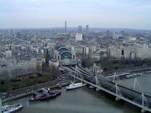 όψη του Λονδίνου Στοκ φωτογραφία με δικαίωμα ελεύθερης χρήσης