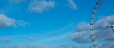 όψη του Λονδίνου ματιών Στοκ Φωτογραφία