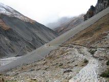 όψη του Νεπάλ annapurna Στοκ φωτογραφία με δικαίωμα ελεύθερης χρήσης