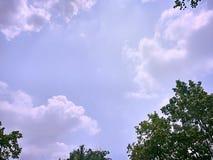 Όψη του ουρανού Στοκ Εικόνα