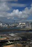 όψη του Χογκ Κογκ Στοκ Φωτογραφία