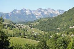 Όψη των βουνών Στοκ φωτογραφία με δικαίωμα ελεύθερης χρήσης