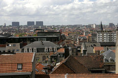 όψη των Βρυξελλών Στοκ Φωτογραφίες