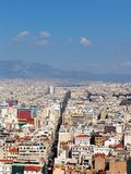 όψη 12 Αθήνα Στοκ Φωτογραφία