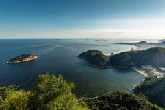 όψη de janeiro Ρίο Στοκ φωτογραφίες με δικαίωμα ελεύθερης χρήσης