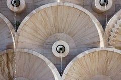 όψη Jerevan της Αρμενίας Στοκ φωτογραφία με δικαίωμα ελεύθερης χρήσης