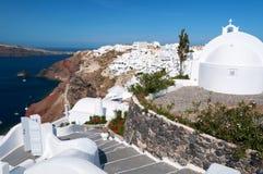 Όψη Santorini Στοκ φωτογραφίες με δικαίωμα ελεύθερης χρήσης