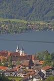 όψη tegernsee Στοκ εικόνα με δικαίωμα ελεύθερης χρήσης
