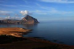 όψη Vito ακρωτηρίων SAN capo lo Στοκ εικόνες με δικαίωμα ελεύθερης χρήσης