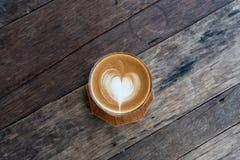Όψιμος καφές τέχνης Στοκ εικόνες με δικαίωμα ελεύθερης χρήσης