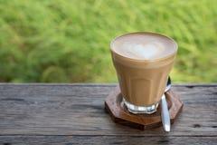 Όψιμος καφές τέχνης Στοκ Φωτογραφίες