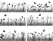 όλα τα οποιαδήποτε μεμονωμένα αντικείμενα απεικόνισης στοιχείων συλλογής οι συστάσεις μεγέθους κλίμακας στο διάνυσμα Στοκ φωτογραφίες με δικαίωμα ελεύθερης χρήσης