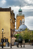 Όλη η εκκλησία Νόρθαμπτον UK Αγίων Στοκ Εικόνα