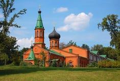 όλοι οι Άγιοι εκκλησιών Στοκ Εικόνα