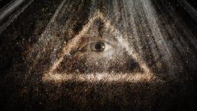 Όλοι που βλέπουν το μάτι φιλμ μικρού μήκους