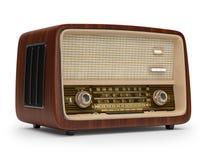 όλο το απομονωμένο ραδιόφωνο λογότυπων αφαίρεσε το εκλεκτής ποιότητας λευκό Στοκ φωτογραφίες με δικαίωμα ελεύθερης χρήσης